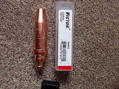 victor g series acetylene new copper nozzle for burning torch