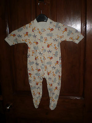 George pair of  babygro Size 6-9 mths