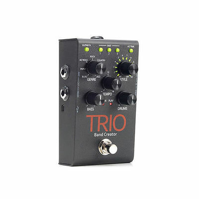 *Best Price Here!* DigiTech TRIO Guitar Effect Pedal Band Creator, A+ Condition!