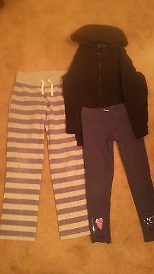 Girls Boden,Next,George leggings, hooded top, joggers bundle size 9 years