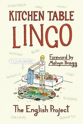 Kitchen Table Lingo, The English Project, New Book