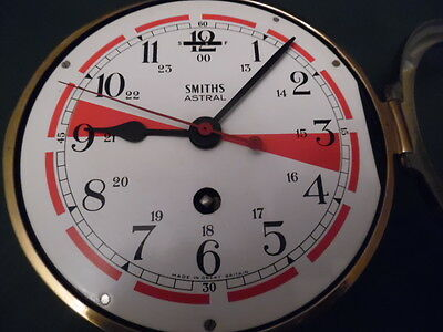 brass ships clock smiths astral