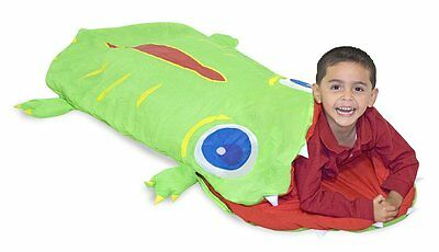 Melissa & Doug Alligator Sleeping Bag