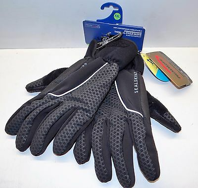 Sealskinz Performance Thermal Road Cycle Gloves, Waterproof, Windproof