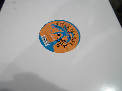 """Chaz Jankel - I Come Alive/give It Up - 12"""" Single Feat. Natalia Scott - Signed!"""