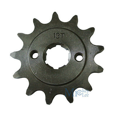 520 13T 20Mm Front Engine Sprocket For Atv Honda Yamaha Dirt Bike Part