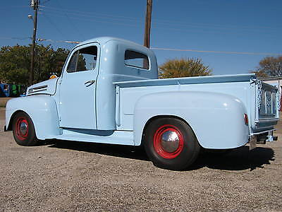 1950 Ford Other Pickups SHORT BED 351 CI, AUTO TRANS, POWER STEERING,DISC BRAKES, DAILY DRIVER HOTROD STREETROD