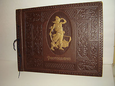 Vintage Photo Album 30 pages Unused