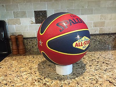 Spalding 2007 Cross Traxxion NBA Vegas All Star Game Money Ball Basketball
