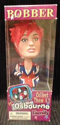 """The Osbourne Family """"Kelly Osbourne"""" New in Box  Collectible Bobblehead Doll"""