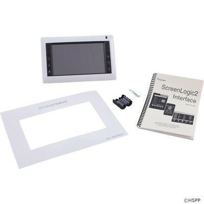 Touch Panel, Pentair, IntelliTouch, iTC35