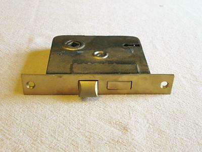 Antique  Door  Mortise Lock SteamPunk Hardware