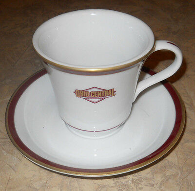Ohio Central Cup & Saucer