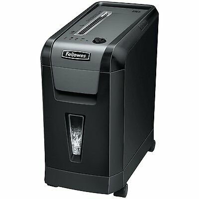 Fellowes Powershred 69Cb 10-Sheet Cross-Cut Shredder