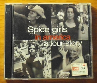 Spice Girls In America A Tour Story 2 Video CD VCD OOP