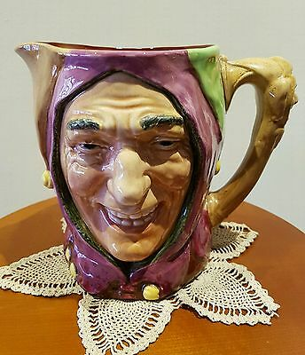 Large Royal Doulton Toby Jug Touchstone Old Marks