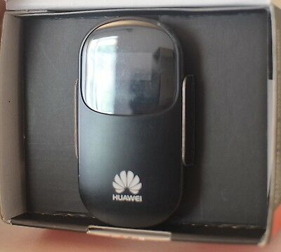 Huawei e585 portable wifi modem for up to 5 devices