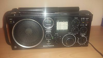 National Panasonic RF-1130LB GX500 made in Japan Radio Weltempfänger