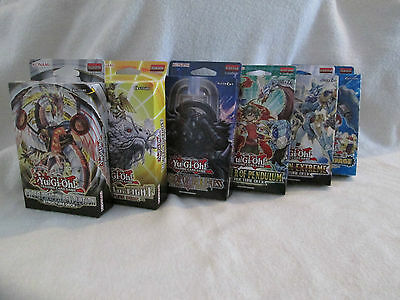 Yu-Gi-Oh Structure Deck Emperor of Darkness Realm of Light Master Pedulum Cyber