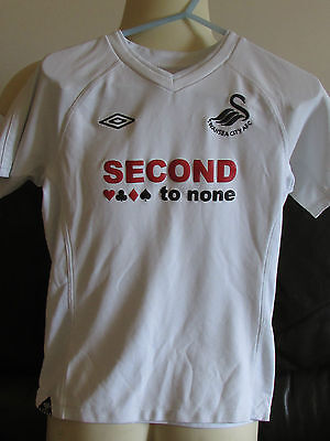 Swansea City - Training Top - Medium Boys