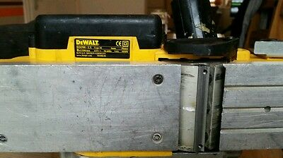 Dewalt electric planer