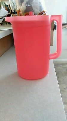 New Tupperware Classic Pitcher 2.25 Liters