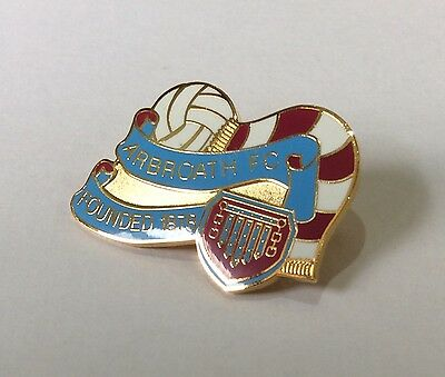 ARBROATH Badge Football Club Enamel Supporter Pin  CHRISTMAS PRESENT GIFT 3 of 3