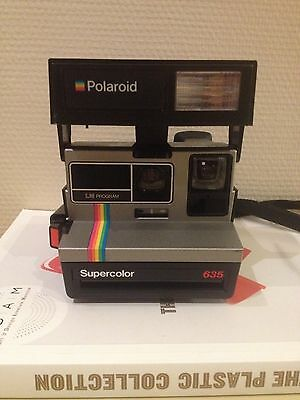 POLAROID Supercolor 635 LM Program - 600 Fonctionne