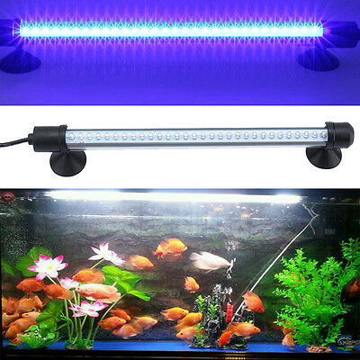 28cm led aquariumlampe aufsetzleuchte aqua beleuchtung echt wasserdicht smart 2 eur 4 99. Black Bedroom Furniture Sets. Home Design Ideas