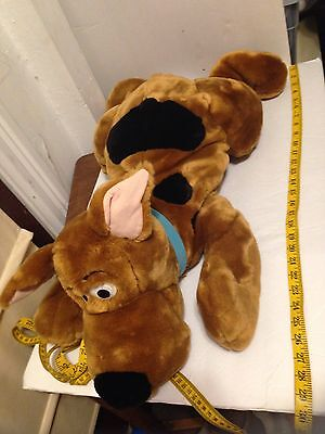 Large Scooby Doo Plush Dog Stuffed Animal Warner Bros Store Exclusive Soft