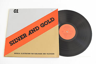 RAR FRENCH PSYCH FUNK LIBRARY - Silver And Gold 01 - Le Grand Silence G.S. 001