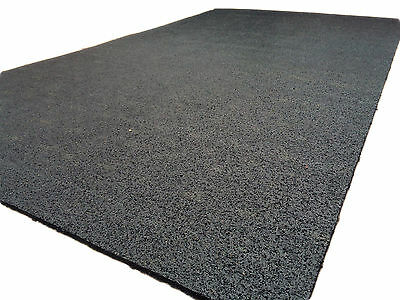 6x4FT Rubber Flooring,Acoustic Floor,Sound Proofing Underlay,Anti-Fatigue, Safet