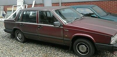 volvo 740 gle 2.3 automatic breaking!!!!!!