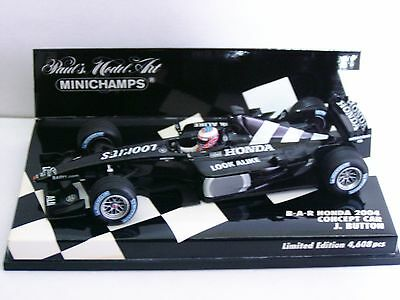 Minichamps B.A.R Honda 2004 J. Button - 1/43 model car