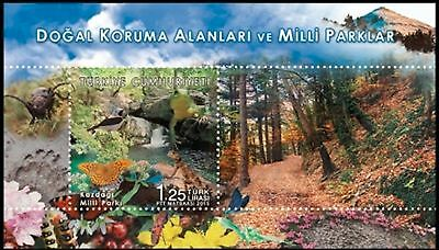 Turkey 2015, Natural Conservation Areas, National Parks, Butterfly, Birds, Mnh