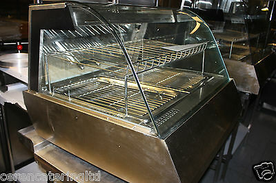 Chicken Display Cabinet, Wet Heated, Humidified