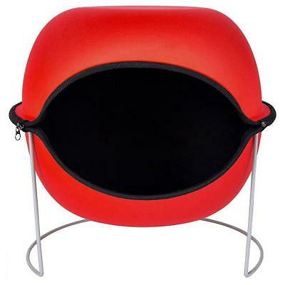 Niches chat - Niche Chat Nest Rouge