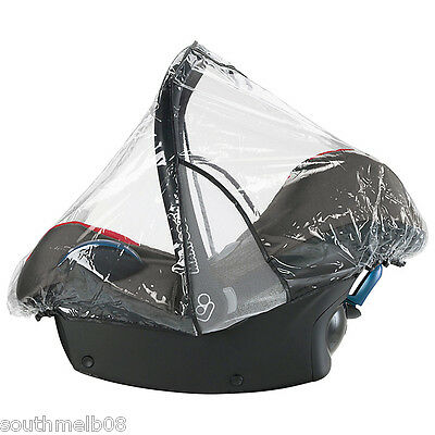 Original   MAXI COSI  ** NEW RAIN COVER ** For BABY Car Seat Pram CAPSULE