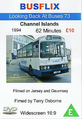 Looking Back at Buses 73 Channel Islands 1994 62 minutes