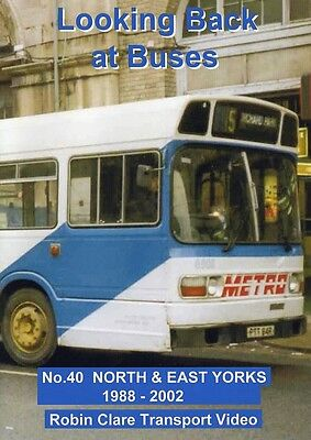 Looking Back at Buses 40 North & East Yorkshire 1988 - 2002
