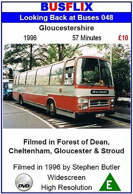 Looking Back at Buses 48 Gloucestershire 1996