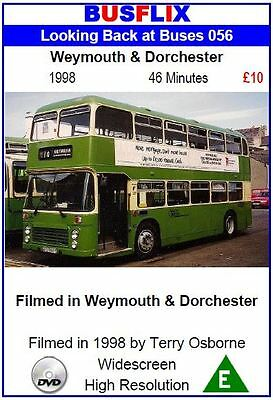 Looking Back at Buses 56 Weymouth & Dorchester 1998