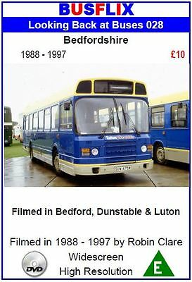 Looking Back at Buses 28 Bedfordshire 1988 - 1997