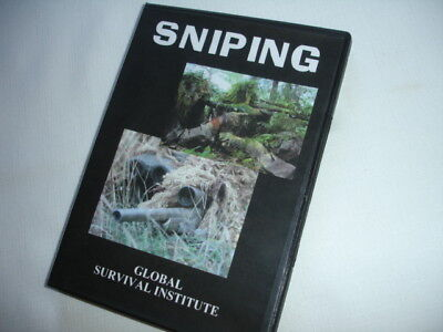 C7  SNIPING - Sniper Training Tutorial  hunting, tracking, camoflage, survival