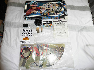 1977 vintage star wars RARE boxed Palitoy Death Star MIB