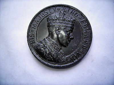 Coronation Medal Official Issue Edward Viii