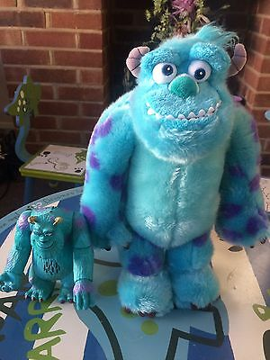 Monsters Inc Sully Toys