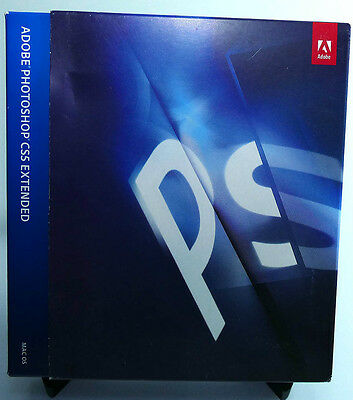 Adobe Photoshop CS5 Extended for MAC with the genuine activation code from ADOBE