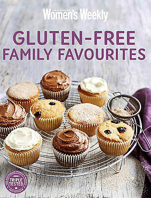 Australian Womens Weekly: Gluten Free Family Favourites - Latest Cookbook