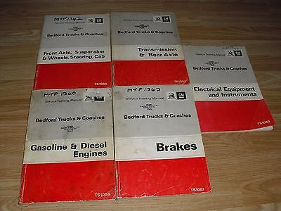 bedford truck and coaches workshop manuals